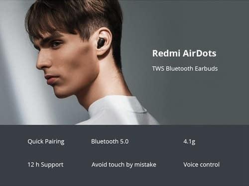 Redmi airdots features
