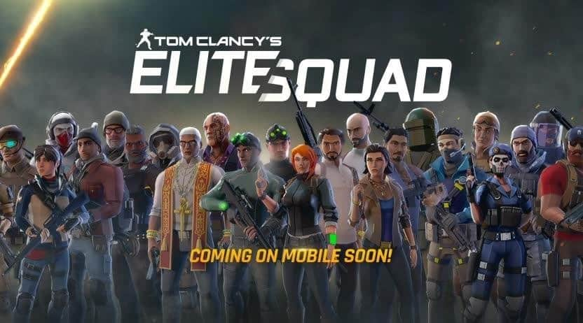 Tom Clancy's Elite Squad Android 2020