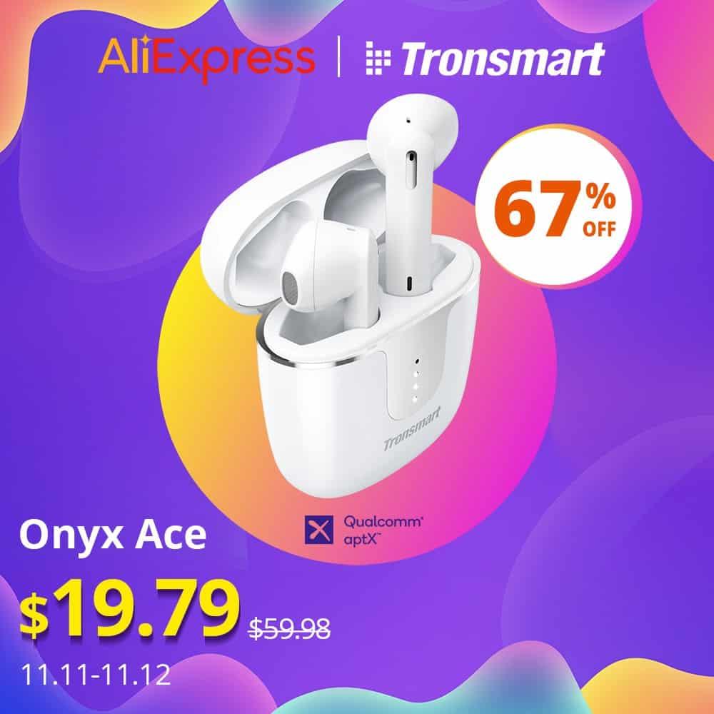 Tronsmart Ace onxy