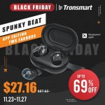 Top 3 Tronsmart Products on Black Friday