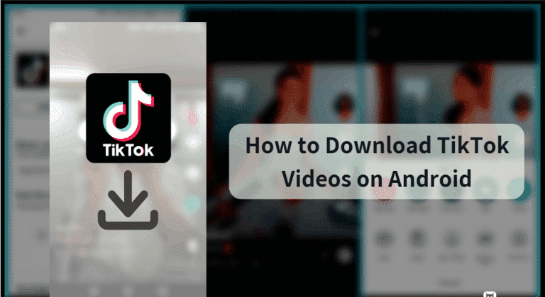 How to save Tiktok videos on android 2020
