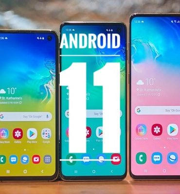 Android 11 update for Samsung Galaxy S10 phones is now available