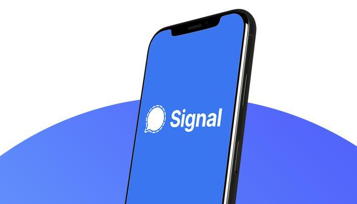 Signal App Messenger