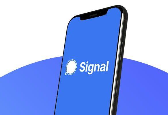 Signal Messenger App WhatsApp alternative