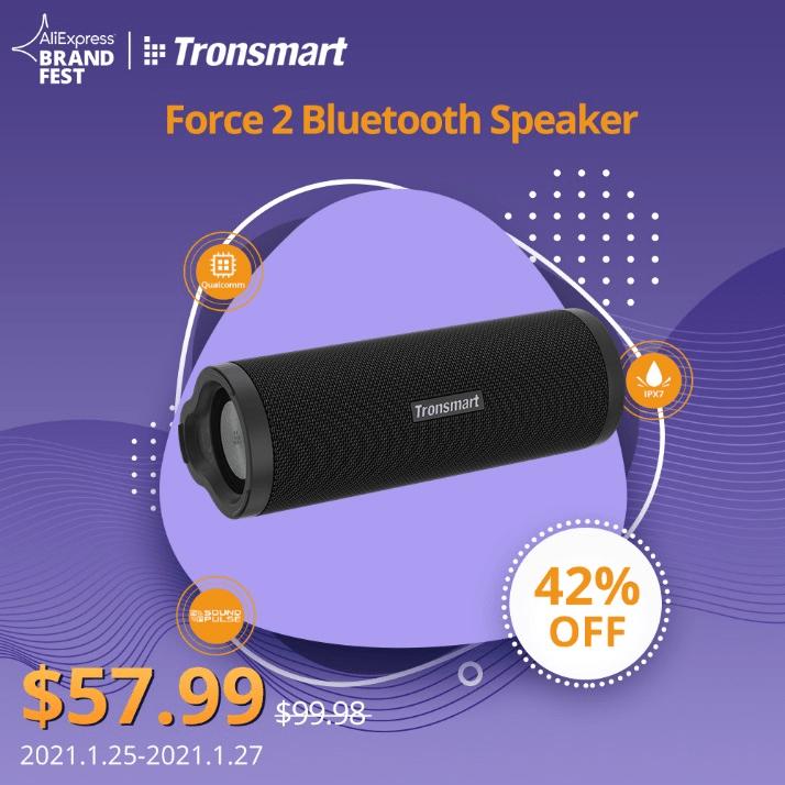 Tronsmart Force 2 Speaker