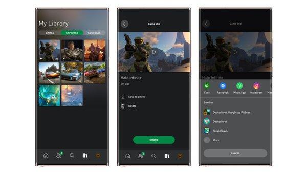 Xbox series x screenshots