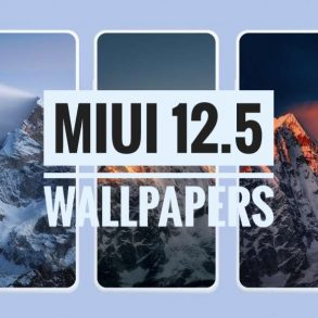 Download MIUI 12.5 Wallpapers FHD Resolution