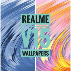 Download Realme V15 Wallpapers FHD Resolution