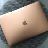New Apple MacBook Air with a new design that is thinner and lighter