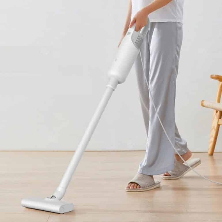 Review Xiaomi Mijia Vacuum Cleaner at $128.99 only