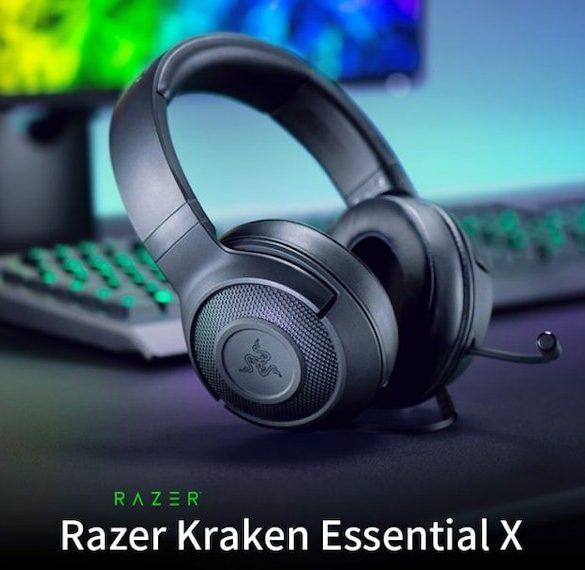 Get Razer Kraken X Gaming Headset for $59.90 (20% OFF)