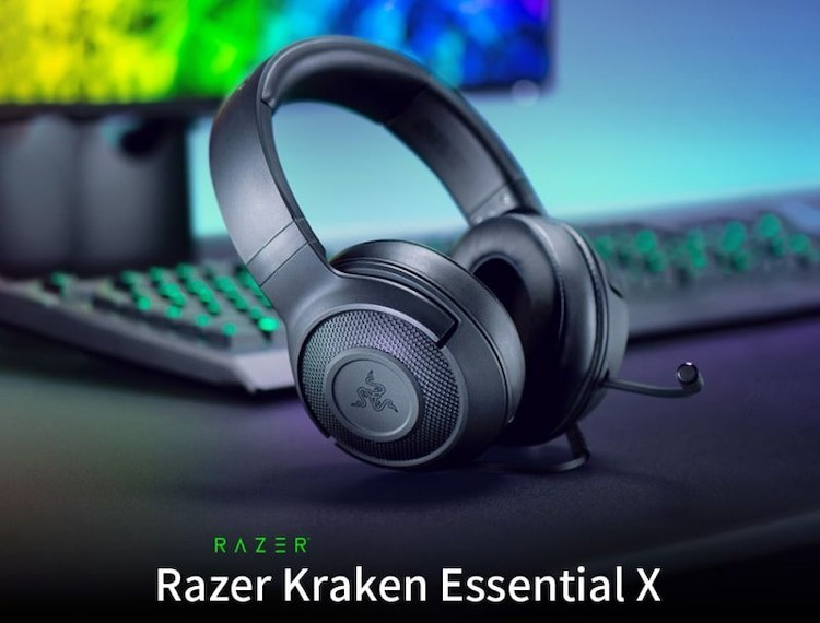 Get Razer Kraken X Gaming Headset for $59.90 (20% OFF)