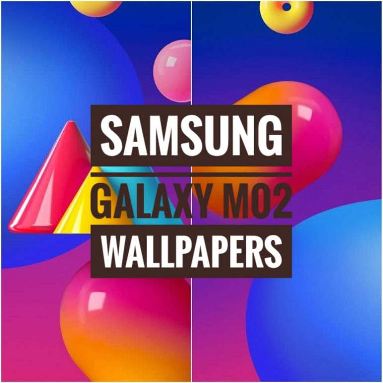 Download Samsung Galaxy M02 Wallpapers FHD