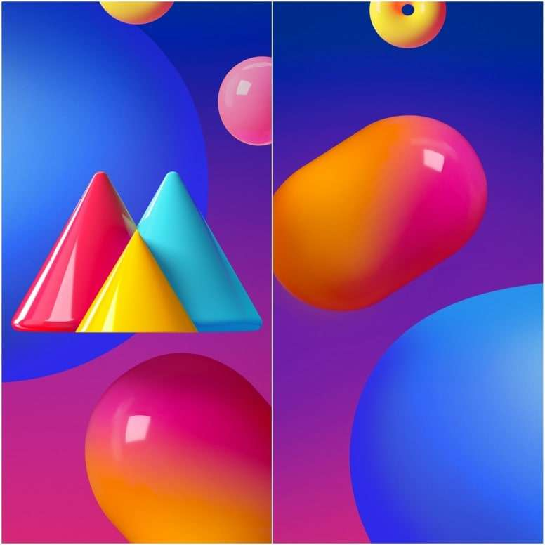 Samsung Galaxy M02 Wallpapers