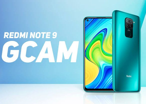 Download Gcam 6.1 For Redmi Note 9 ( Google Camera )