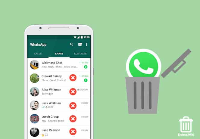 How to Delete Whatsapp messages anytime for everyone