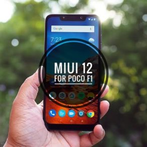 Download MIUI 12.0.3.0 For POCO F1 ( OTA Update )