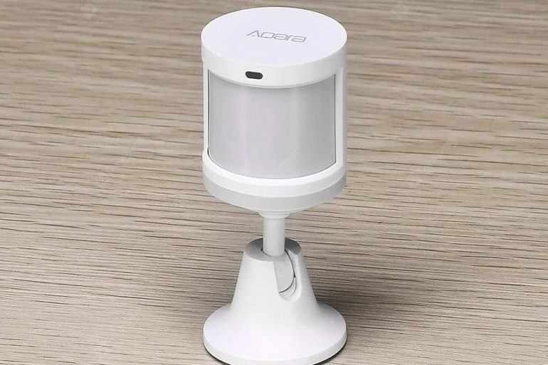 Review Xiaomi Aqara Motion Sensor at $14.99 only