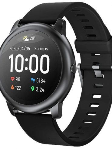 Review Haylou Solar Smart Watch for $25.99