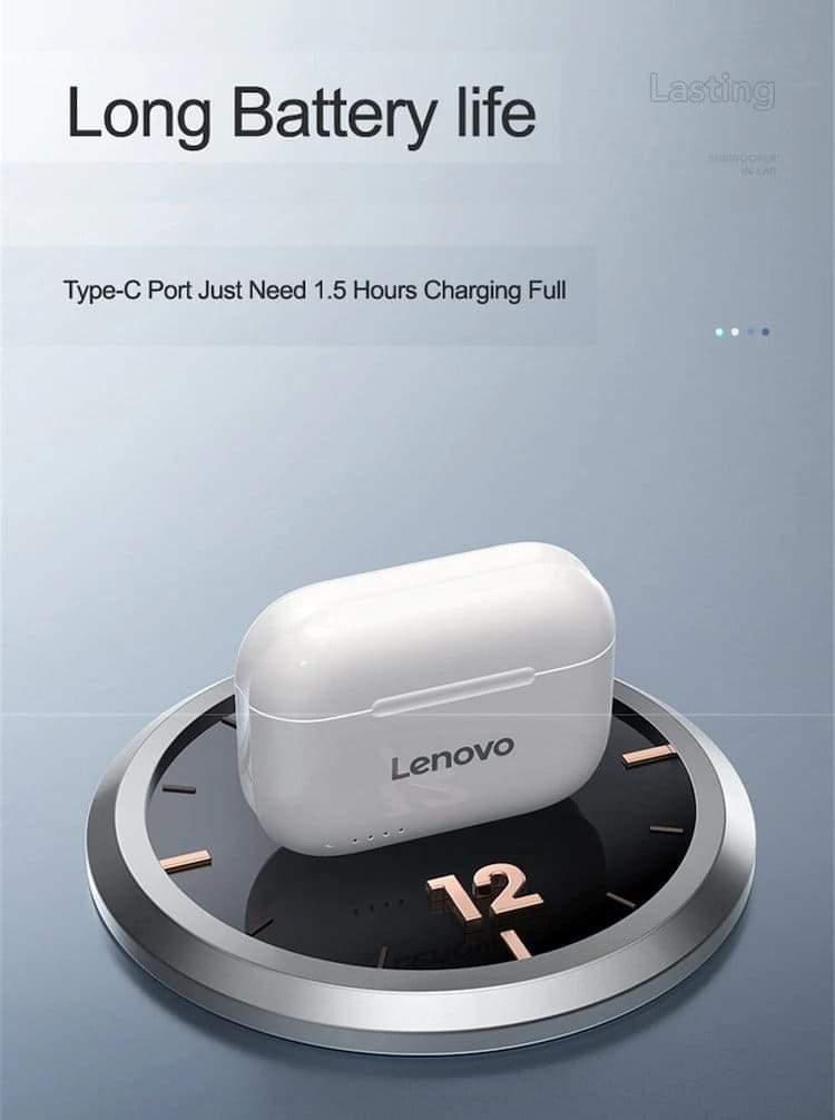 Lenovo LP1s earbuds