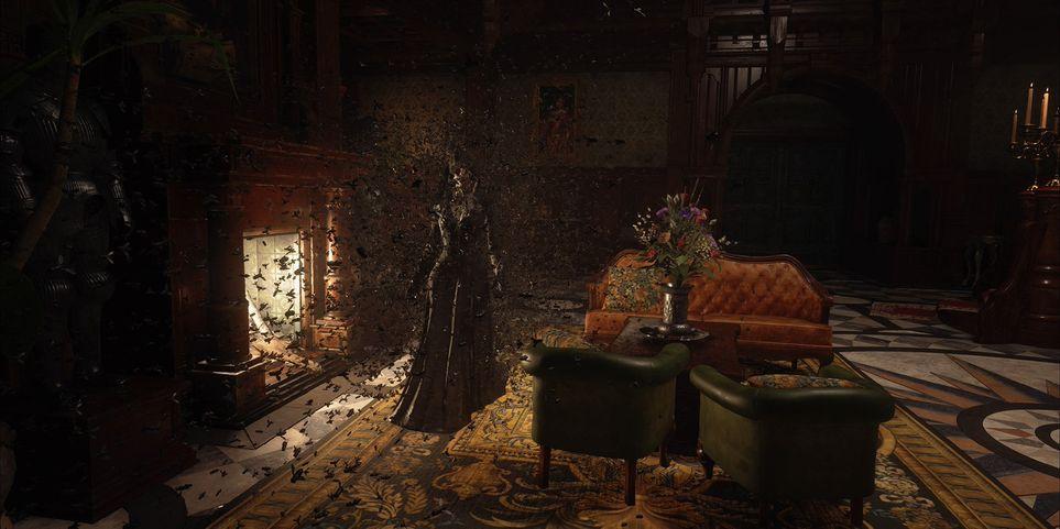 Resident evil 8 leaks