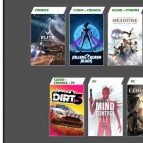 Xbox Game Pass list of games - Late February - 2021