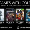 Xbox Live Gold March 2021 Free Game List