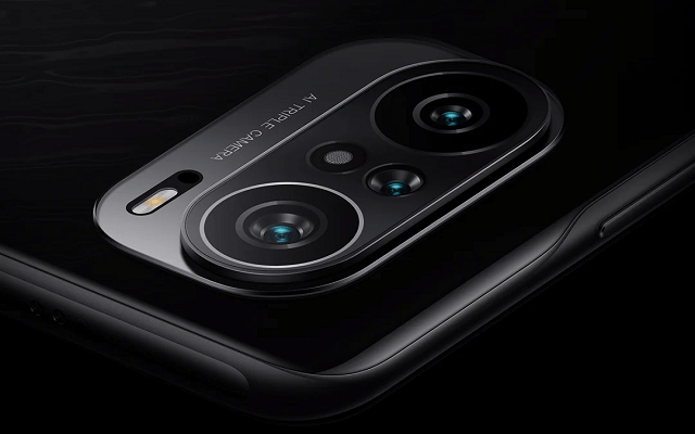 Xiaomi Redmi K40 Camera