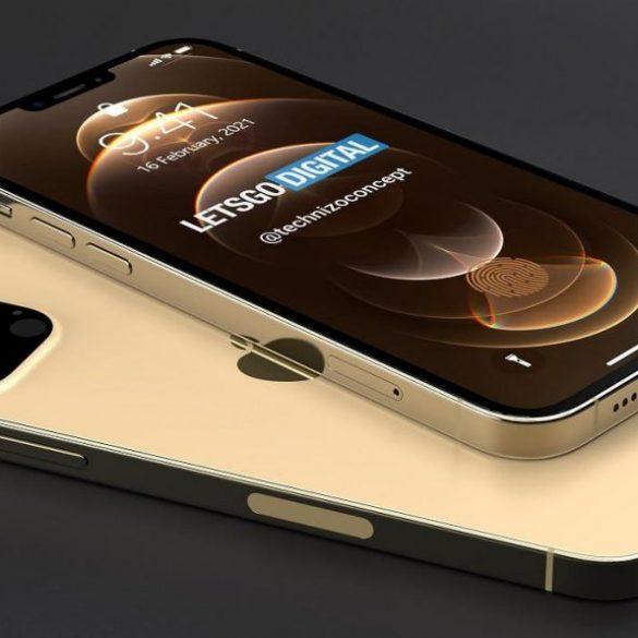 Iphone 13 pro leaks