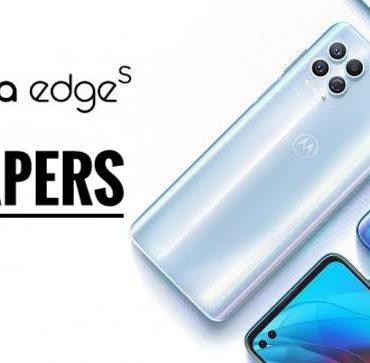 Download Motorola Edge S Wallpapers Full HD