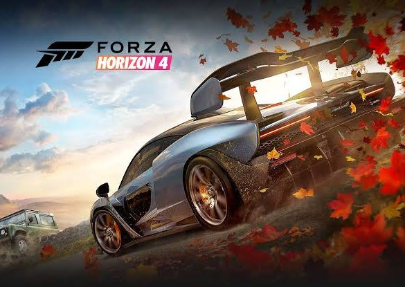 Forza Horizon 4 coming to Steam next month