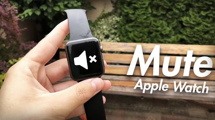 How to automatically mute Apple Watch based on location