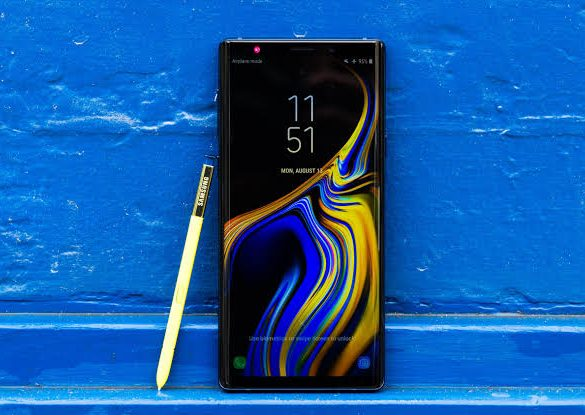 Galaxy Note 9 Receive February 2021 Patch Update