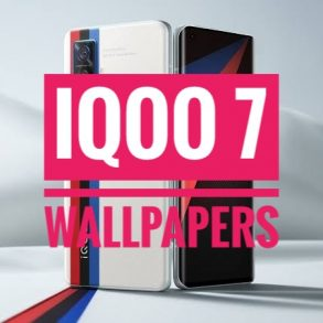 Download IQOO 7 Wallpapers Full HD Resolution