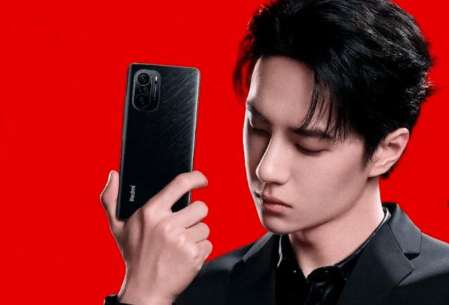Xiaomi Redmi K40 Design