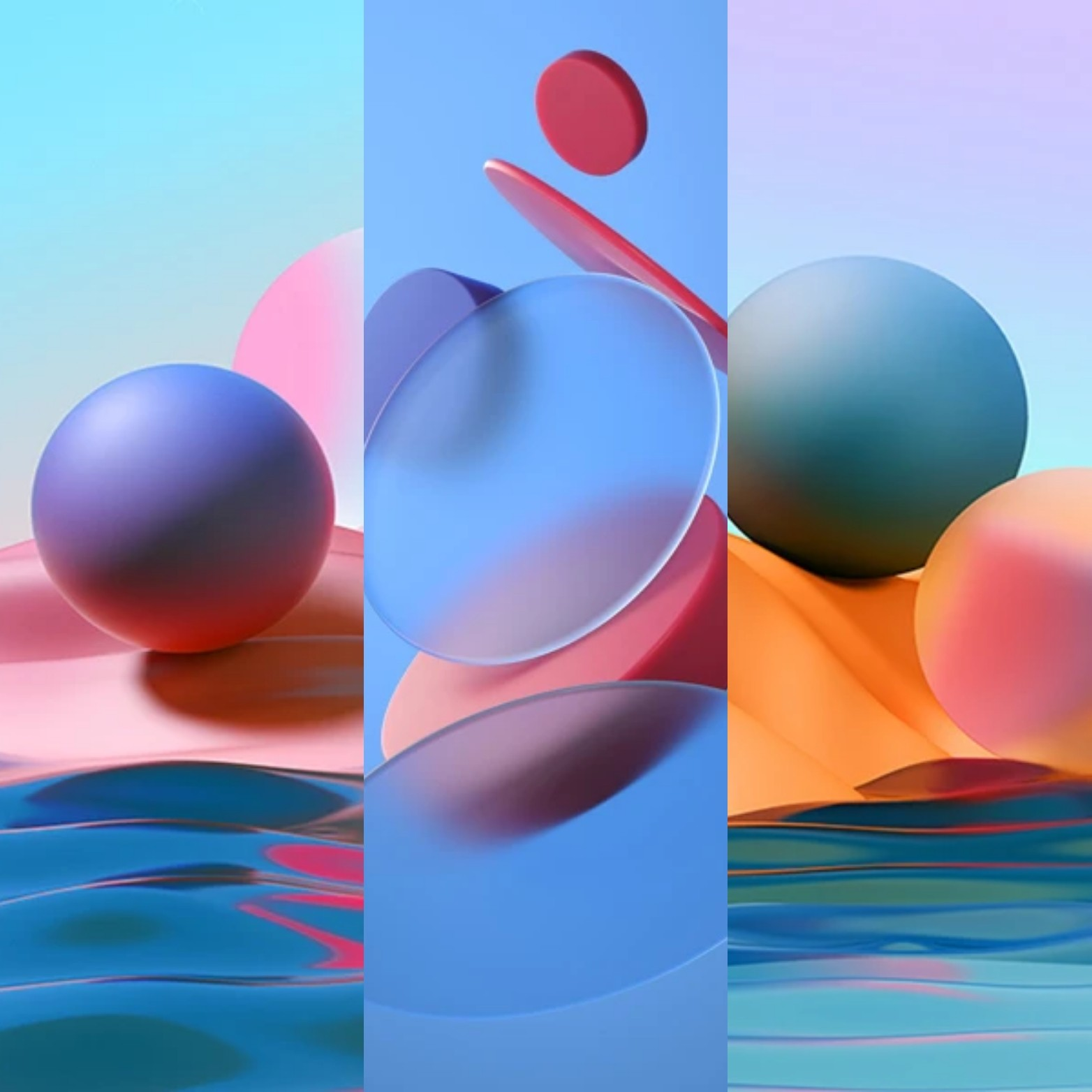 Redmi Note 10 Wallpapers