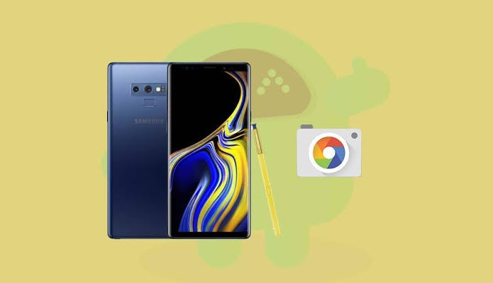 Download Gcam For Galaxy Note 9 (SD & Exynos)