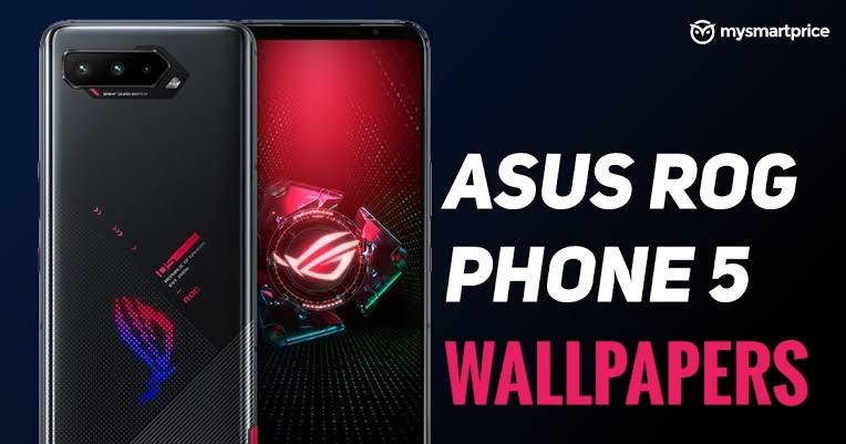 Download Asus ROG 5 Wallpapers Full HD Resolution