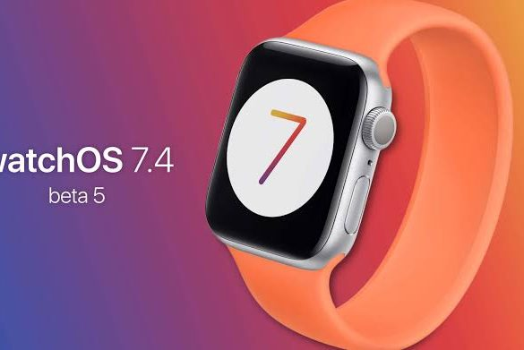 Apple launches watchOS 7.4 Beta 5 with bug fixes