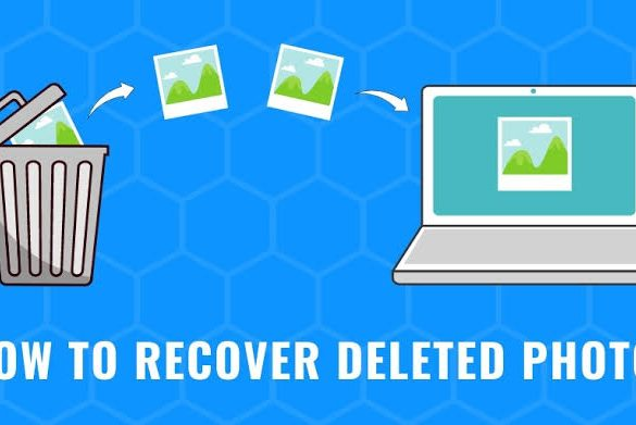How to recover recently deleted photos on MacBook