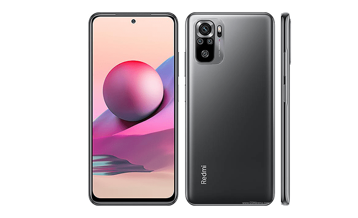Redmi Note 10S Official specs & features and Price