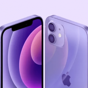 Download New Iphone 12 Purple Wallpapers Full HD Resolution