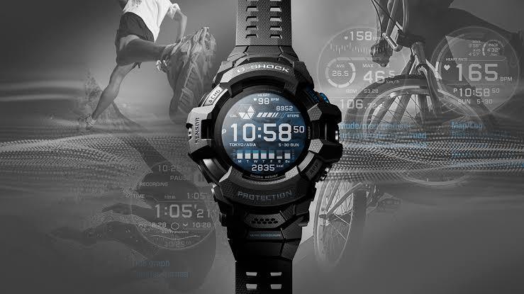 Casio's latest smartwatch uses Google's Wear OS