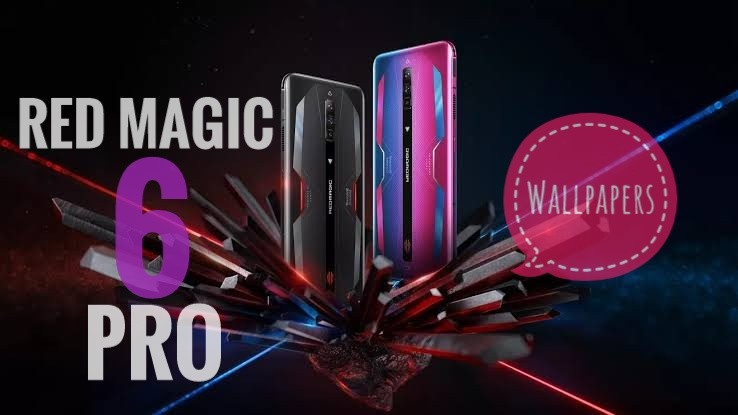 Download Nubia Red Magic 6 Pro Wallpapers Full HD Resolution
