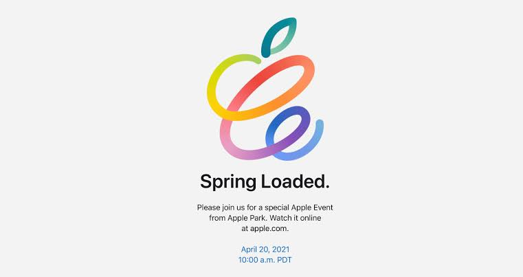 Apple officially announces a special conference on April 20