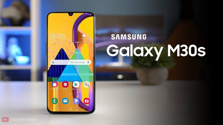 Samsung Galaxy M30s is receiving One UI 3.1 Update