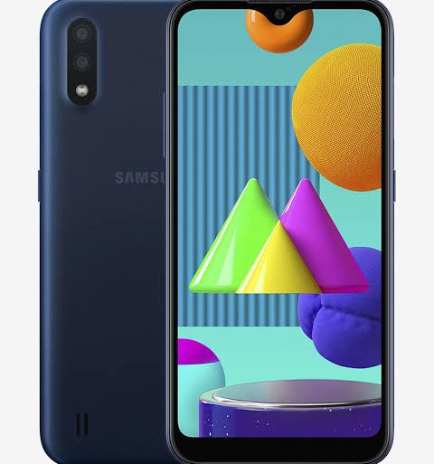 Samsung Galaxy M01 Starts receiving Android 11 Based On One UI 3.1