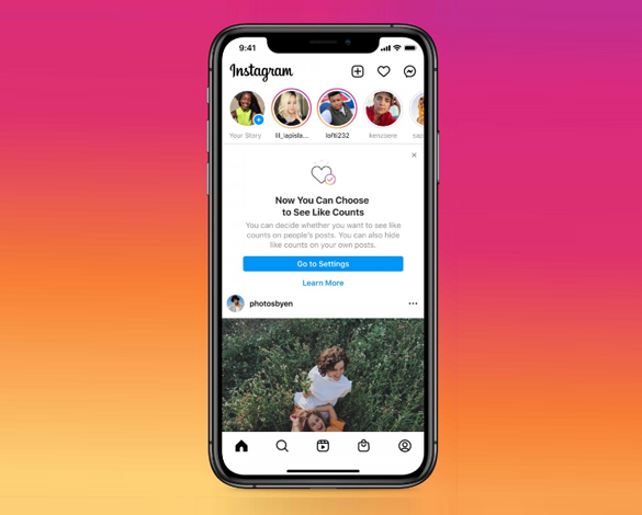 Instagram officially launches the feature to hide the number of likes How can I activate it?