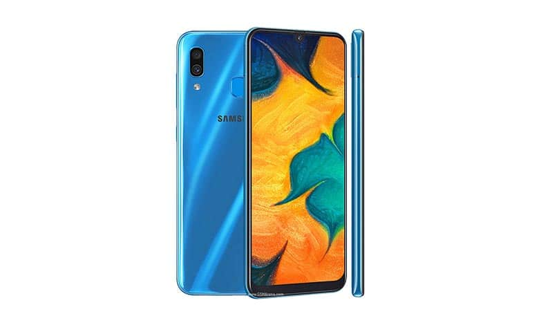 Galaxy A30 Android 11