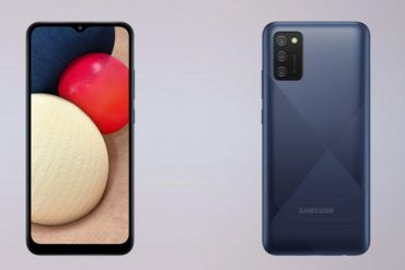Samsung Galaxy A02s Starts receiving Android 11 Based On One UI 3.1
